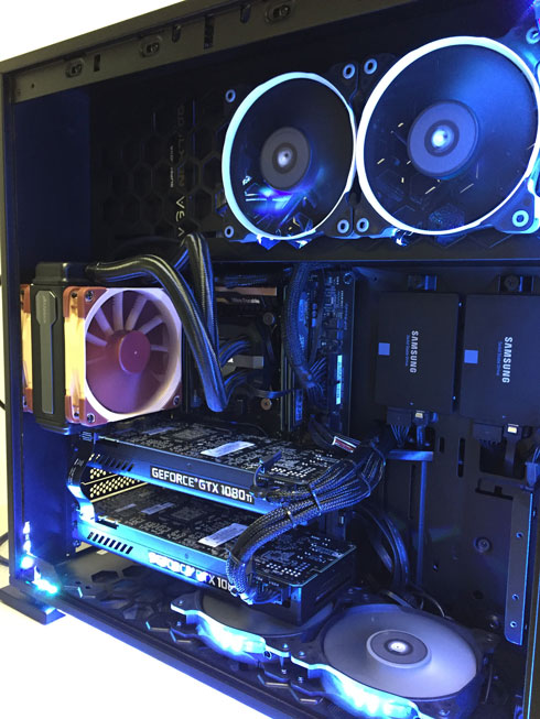 Gaming computers, Custom Gaming Computers