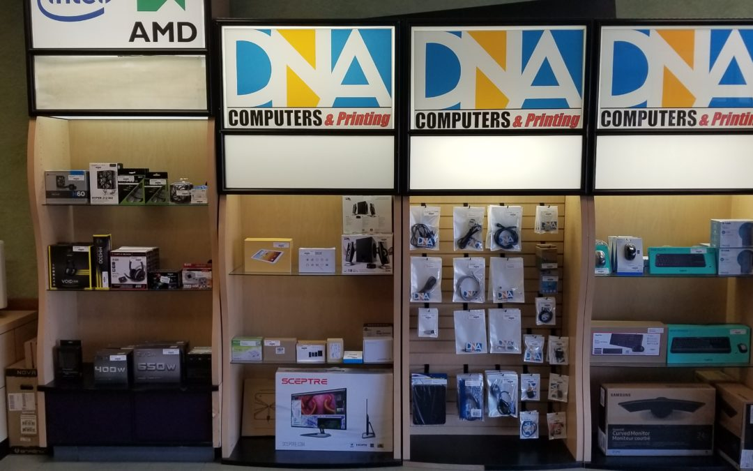 New Inventory at DNA Computers!