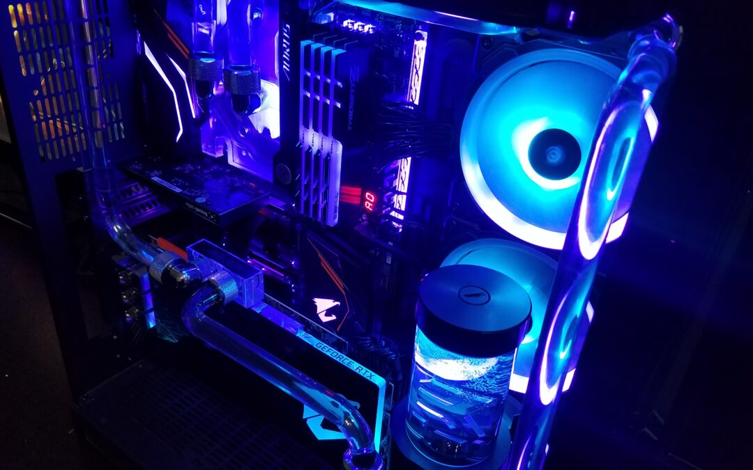 Custom Gaming Computers by DNA